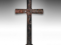 krzyż toczony