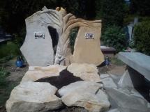 pomnik z piaskowca