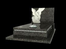 pomnik z aniołem