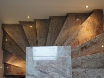 schody granitowe zabiegowe