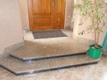 schody z granitu